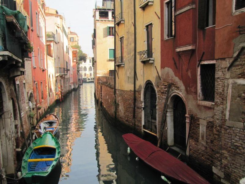 Flâner à Venise…