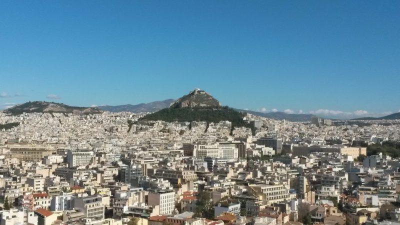 Promenade dans Athènes…