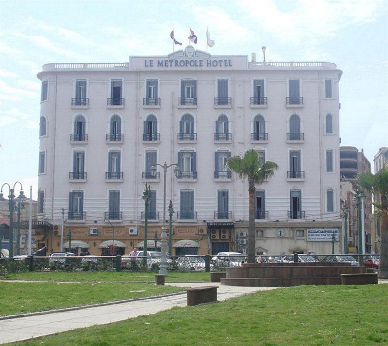 Hotel Métropole- Alexandrie