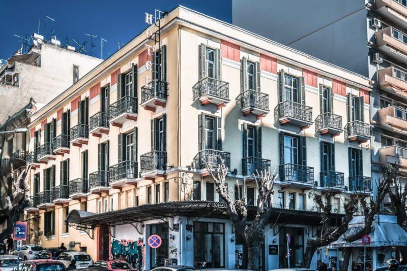 Hôtel Orestias Kastorias- Thessalonique