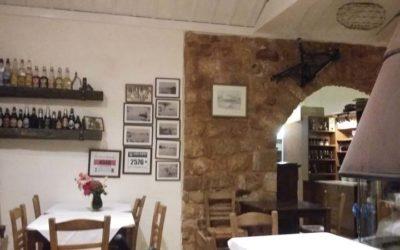 Taverna Akrogiali- Stoupa (Grèce)
