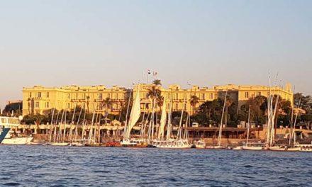 Voyage à la Belle Epoque en Egypte…