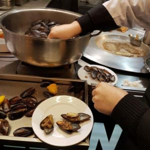 moules istanbul
