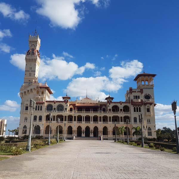 Le-palais-de-Montazah