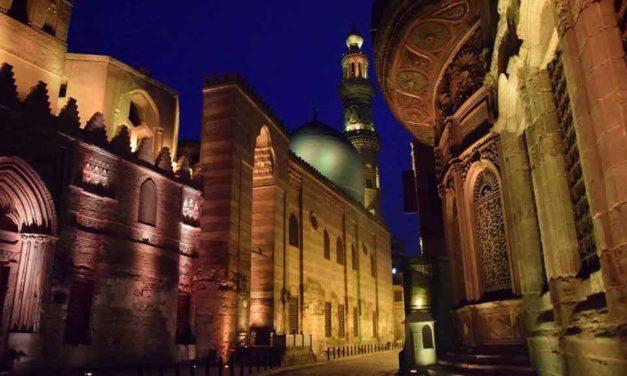 Dans le cœur du Caire…